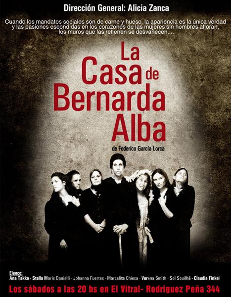 Una compañía de teatro transexual se estrena con Lorca