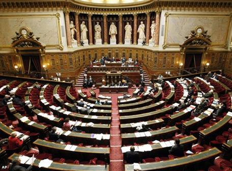 Senado Franses.