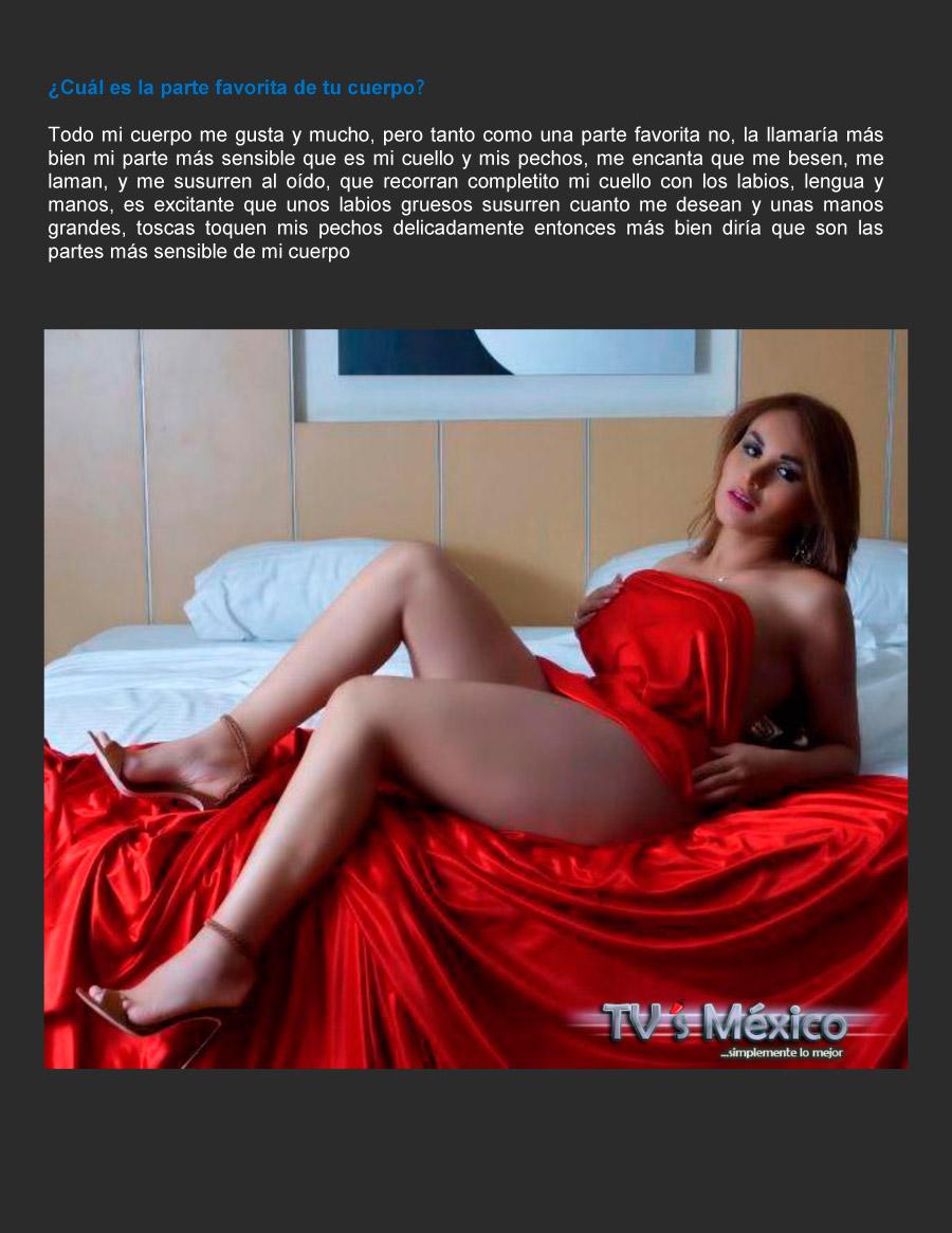La Imagen Travestís México - Elsa - Diciembre del 2016