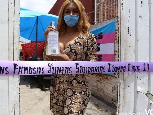 Colectivos de mujeres trans abren comedor comunitario para hacer frente al coronavirus